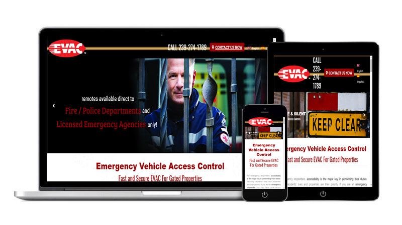 EVAC - Emergency Vehicle Access Control