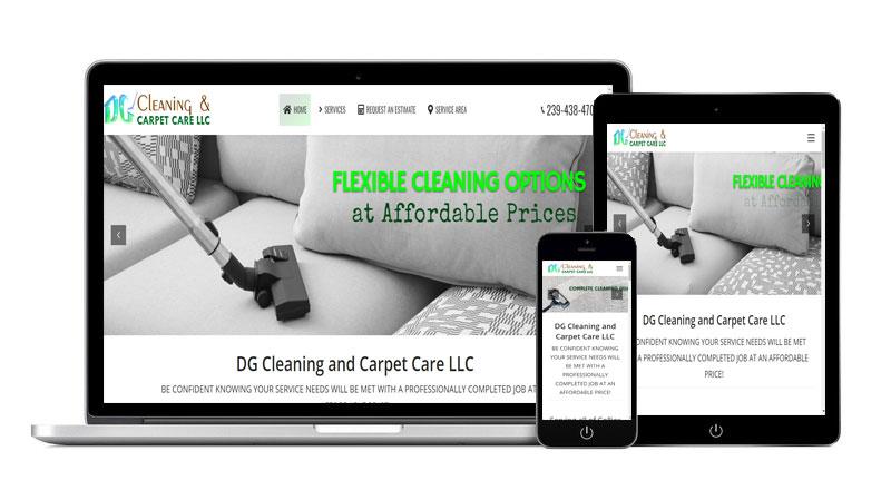 DG Cleaning & Carpet Care LLC