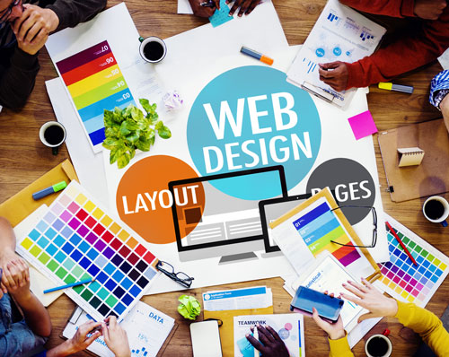 web design by DMC