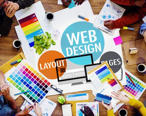 web design by DMC
